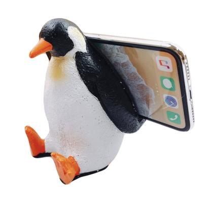 【TOYSELECT】國王企鵝手機/平板立架