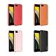 DUX DUCIS Apple iPhone SE 2020 YOLO 金邊皮背殼 product thumbnail 1