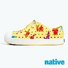 加拿大Native小奶油頭鞋-摺紙黃NA8658