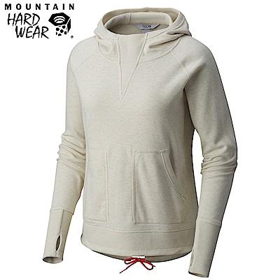 Mountain Hardwear 女款-連帽長袖上衣-米白 MOL14060BG