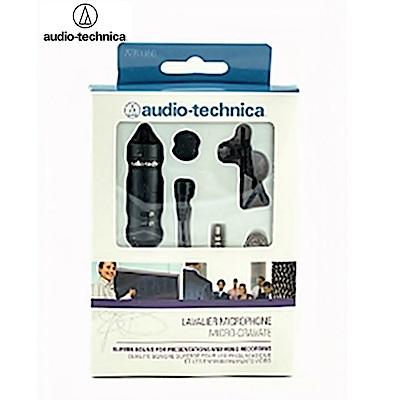 日本鐵三角Audio-Technica領夾式電容麥克風ATR3350iS適智慧型手機