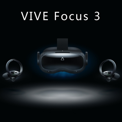 HTC VIVE Focus 3 虛擬實境 頭戴顯示器