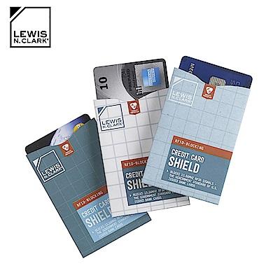 Lewis N. Clark RFID屏蔽信用卡套 1209 / 3入
