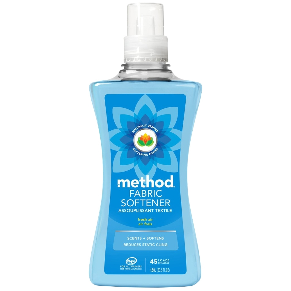 Method 美則 智慧環保衣物柔軟精-清新1580ml