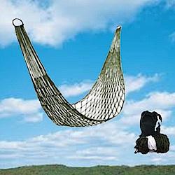【LOTUS】單人戶外網狀吊床