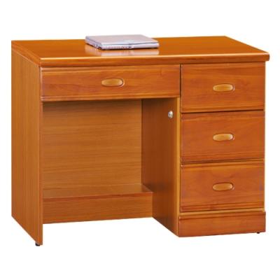 AS-弗羅拉3.5尺書桌-104x59x76cm