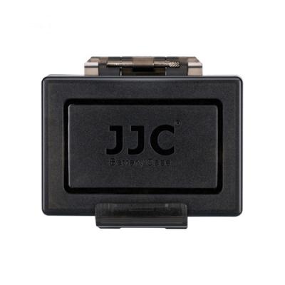 JJC二合一多功能防水防撞電池盒/記憶卡收納盒BC-UN1
