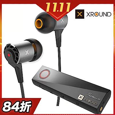 (超值組)XROUND AERO高解析耳機+3D智慧音效引擎