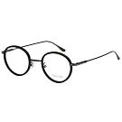 TOM FORD 復古 光學眼鏡(黑色)TF5566K