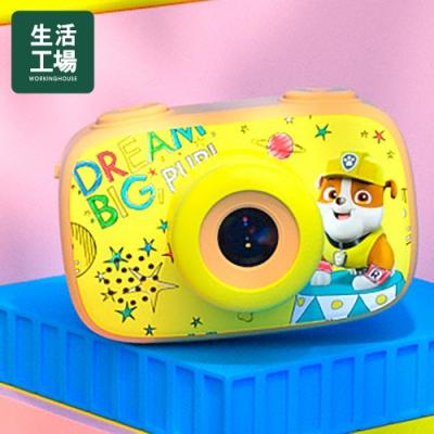【生活工場】*汪汪隊 授權童趣數位相機黃色(小礫)