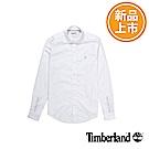 Timberland 男款白色Eastham River長袖襯衫