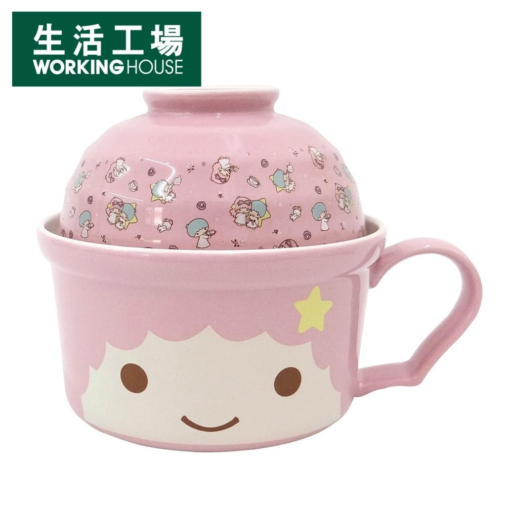 【38寵愛↗女王購物節-生活工場】*Little Twin Stars泡麵碗-LaLa