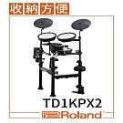 Roland TD1KPX2 /電子鼓/獨特折疊設計/含鼓椅