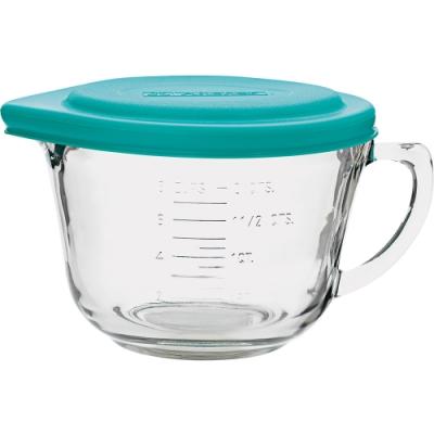 《FOXRUN》Anchor附蓋耐熱玻璃量杯(2000ml)
