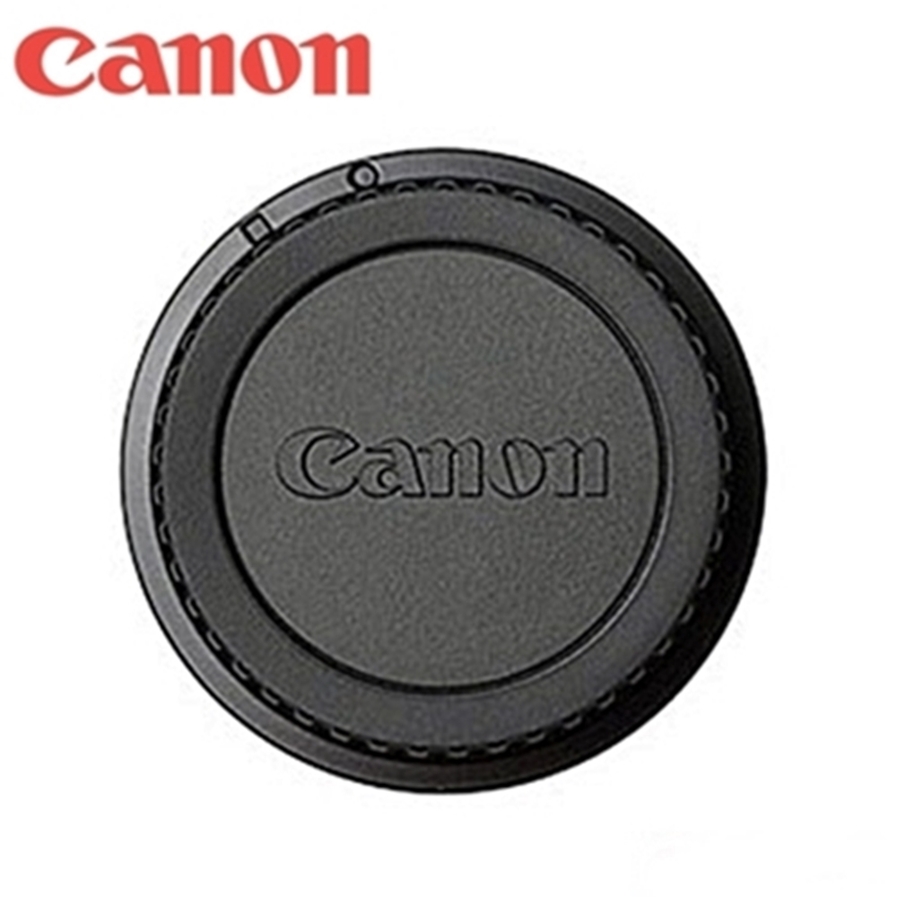 原廠Canon佳能 鏡頭後蓋LENS DUST CAP E適EOS鏡頭即EF和EF-S卡口
