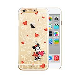 OPENBOX iPhone 6/6S 4.7 可愛爆閃手機殼-米妮邱比特