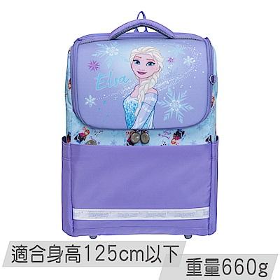 IMPACT 怡寶超輕量書包-艾莎系列-紫IMFZ601PL