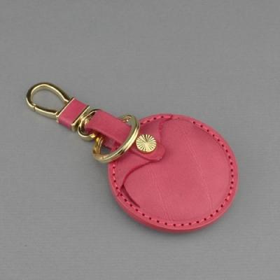 J II 草莓粉-gogoro鑰匙皮套-OMC