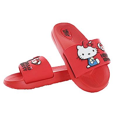 Hello kitty休閒拖鞋 sk0468 魔法Baby