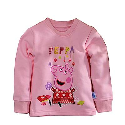 粉紅豬小妹刷毛長袖T恤 k60918 魔法Baby