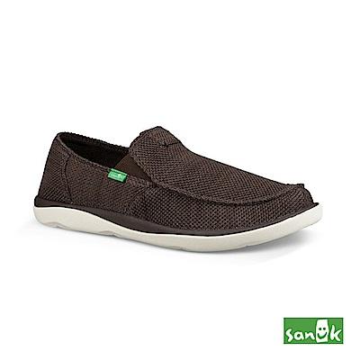SANUK-VAGABOND TRIPPER MESH 透氣網眼素面休閒鞋-男款