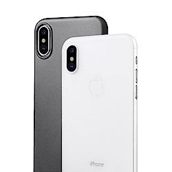 透明殼專家iPhone Xs Max 磨砂TPU 耐衝擊保護殼