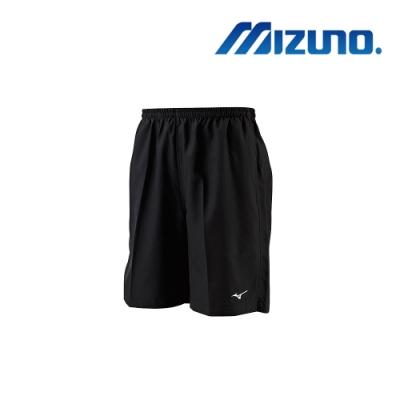 MIZUNO 美津濃 男路跑短褲 黑 J2TB8A0209