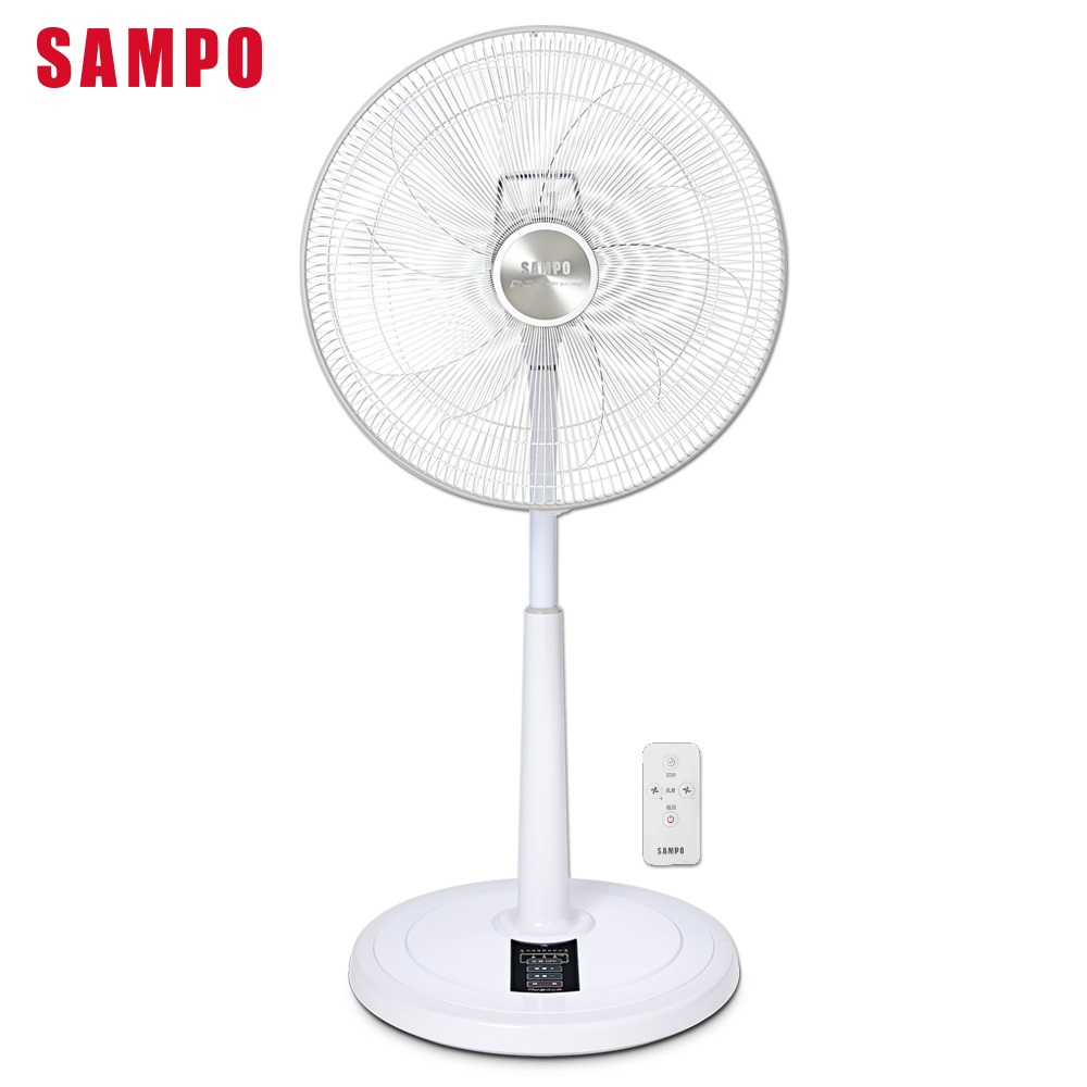 SAMPO 聲寶 18吋微電腦遙控DC節能風扇 SK-FZ18DR