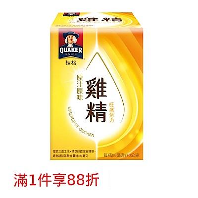 桂格 原味雞精68ml*36入