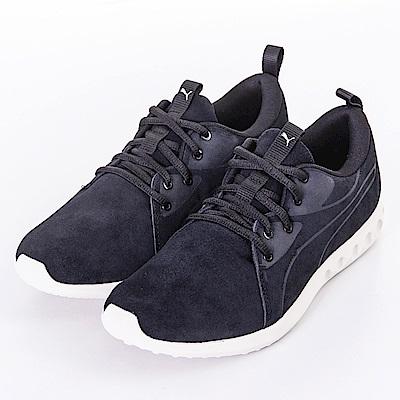 PUMA--男女慢跑鞋19058901-黑
