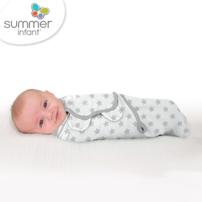 美國 Summer Infant 聰明懶人育兒包巾-浪漫星