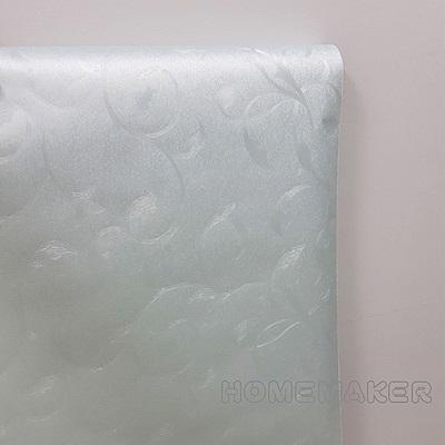 中國印花自黏壁紙-淡銀綠1入 JI-1004