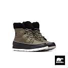 SOREL-探索系列女款運動短靴-綠棕色