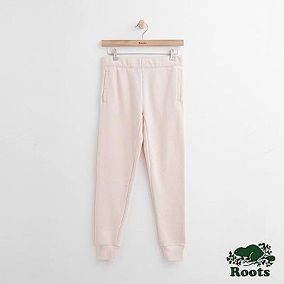 Roots-女裝-喬治吉尼亞棉褲淺粉