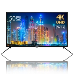 PROTON 普騰50型UHD 4K高畫質連網液晶顯示器+視訊盒(PLD-K509EI8)