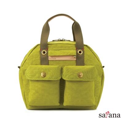 satana - 旅行保齡球包/後背包 - 檸檬香茅