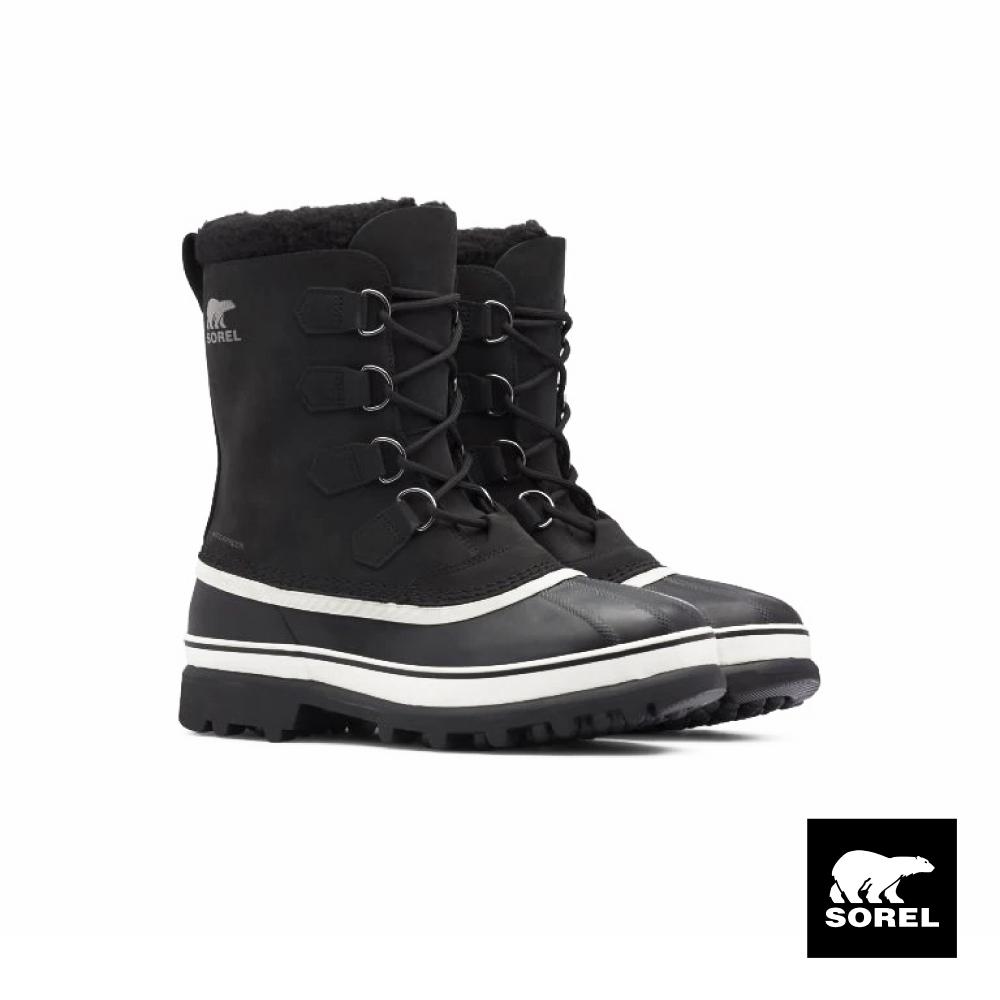 SOREL-男生卡里布運動靴-黑色