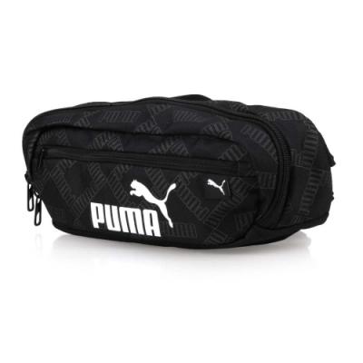 PUMA 基本系列AOP腰包 黑白