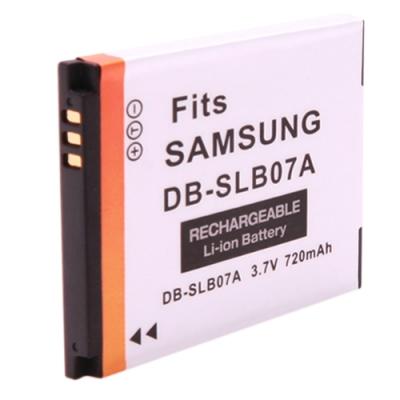 Kamera 鋰電池 for Samsung SLB-07A (DB-SLB07A)
