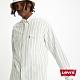 Levis 男款 條紋襯衫 Oversize寬鬆版型 單口袋 product thumbnail 2