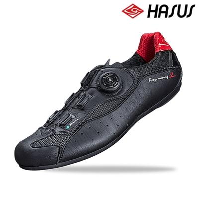 Hasus Xtreme 非卡式自行車鞋 HKM06 / 黑色