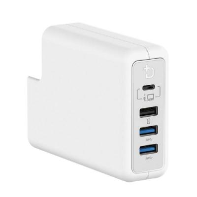DockCase MacBook Pro 13吋 專用插座擴充轉接器 (QC版本)