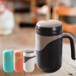 日創優品 隔熱陶瓷保溫杯/杯子/咖啡杯