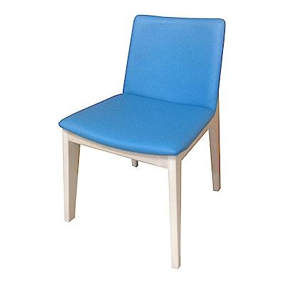 AS-Dawn實木餐椅-52x52x77cm(三色可選)