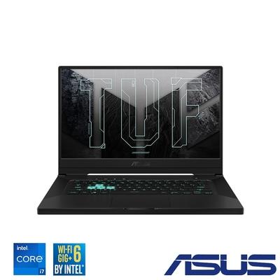 ASUS FX516PR 15吋電競筆電 (i7-11370H/RTX3070/8G+8G/512G SSD/TUF Dash F15/特仕版)