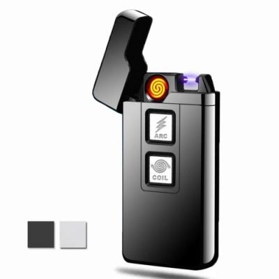 WIDE VIEW USB觸控鎢絲電弧打火機(JL-908)