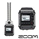 ZOOM F1-SP 指向性麥克風隨身錄音機-公司貨