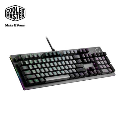 Cooler Master CK352 機械式 RGB 電競鍵盤 中刻紅軸
