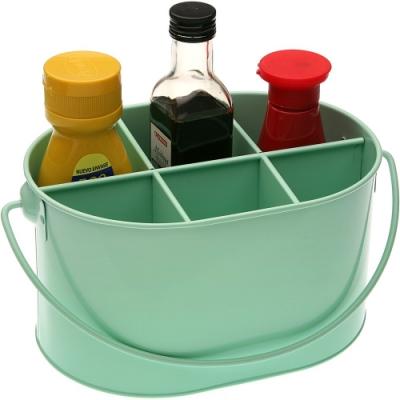 《VERSA》調味罐收納籃(果綠)