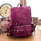 COUNT DUCK 美系悠活輕量樂趣郊遊後背包-CD-023-魅惑紫